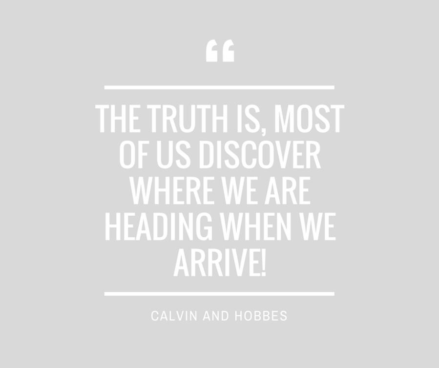 Calvin_Present Reality
